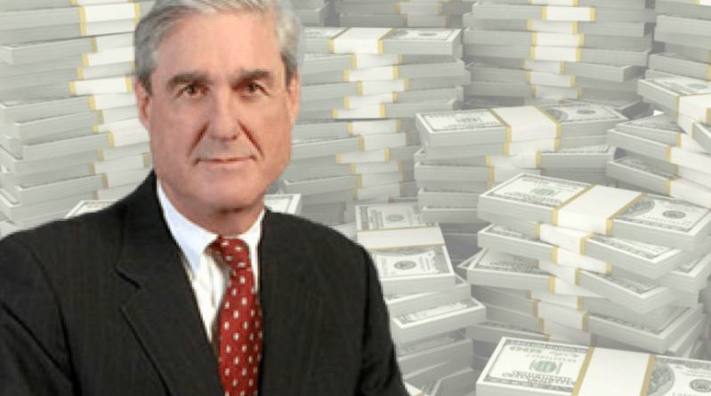 robert mueller money